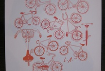 Cyclista / Bicycles and Art. Not the obvious match but I like both.