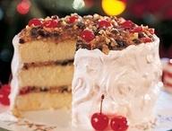 ツ Christmas Food [Holidays] / Typical food, main dishes, cakes and deserts of this very familiar and special season.