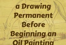 peinture canvas