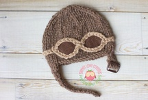 Baby hats / by Vicki Mikow