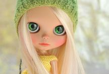 I Love Blythe Dolls