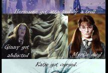 Harry Potter / by Samantha