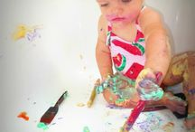 Games for babies / Sensory activities