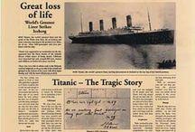 Vzpomínka na Titanik