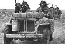British SAS, LRDG