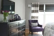 Master Bedroom / by Heather Silverberg