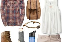 Camping&Outdoor Outfits