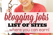 Blog job