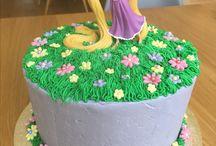 Poppy's Rapunzel Birthday