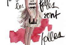 Illustration / by Paris Beales