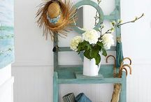 Paint that furniture with colour and style