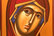 Icon - Mother of God