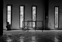 Black White photo