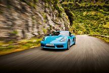 Porsche 718 Cayman S en la Targa Florio / Con motivo de la edición número cien de la mítica Targa Florio. El Porsche 718 Cayman S recorre sus 72 kilómetros, en los que brilló su histórico antecesor.