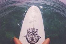 Surf . Beach . Summer