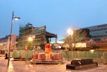The Moor, Sheffield  / The regeneration of the moor area