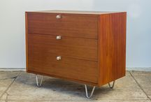 Dressers at Open Air Modern / Dressers and chest of drawers available at Open Air Modern.