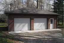 Two Car Garage Plans
