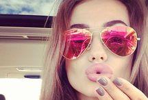 Crazy for sunglasses