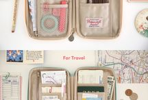 Zipper pouch ☆ organizer bag