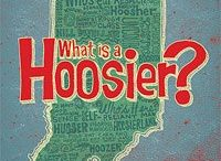 """My Hoosier Heart / I am a life-long Hoosier and SO proud of it!  Our great state is absolutely beautiful.  We get to experience changing seasons, a slower way of life and the beauty of being neighborly.  If you were born in or live in Indiana, if you do the """"Hoosier wave"""" w/out a thought, if cornfields were your playground and high school basketball is in your blood...you too are a Hoosier. / by Miranda Madison"""