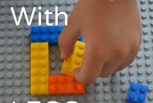 Learn with LEGOs! / We'll be at LEGO KidFest this year, June 27-29th at Cobb Galleria! Come see us and in the meantime, here are some awesome ways to learn with LEGOs.