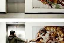 AMBIENT ADVERTISING WE LIKE