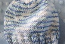 Knitted beanies / Knitted beanies
