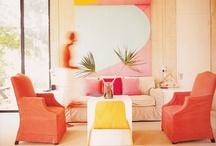 Color Love - Coral