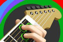 Musik / Lär dig spela gitarr.