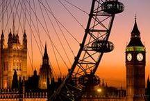 LONDON ENGLAND / ANGLIA
