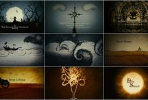 The Graveyard Book Project / by Thao Le