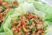 Lettuce Wraps / Wraps