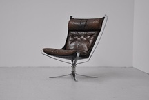 Lounge Chairs Are Sculptures / Iconic Lounge Chairs / by Niklas Edelström