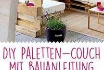 DIY Paletten