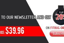 FitDango Special Offers / Get latest updates on special offers from FitDango on various health, fitness, yoga gadgets, binoculars, cameras, sports apparel and many more.