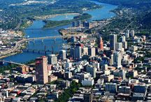 Portland Dreams / Portland, OR is my very favorite place on earth! I dream of living there someday.