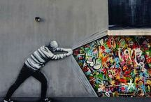 StreetArt around the world