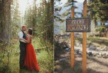 Wedding ideas / Elopement