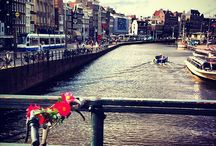 Amsterdam / Things to see, places to eat, parties to experience / by Icara Kraidy