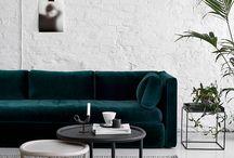 VELVET | FLUWEEL / velvet | velours | fluweel | interior | interieur