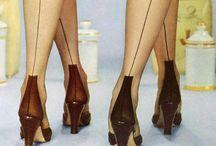 Vintage style (40's-60's)
