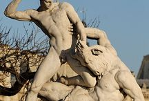 Myths Ledgends and Monsters / Mainly Greek Mythology but other Myths to.