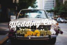 Wedding Car Decoration Ideas/禮車設計創意