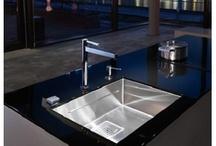 Franke Peak Sink / by Franke Luxury