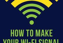 Improve Wi-Fi signal