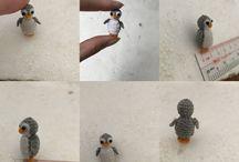 Tiny Penguin crochet / https://m.youtube.com/channel/UCMq9r5fd2d1lUrtbAfZJ6sA/videos Www.etsy.com/shop/asiashopgifts  Www.facebook.com/asiashopgifts  www.pinterest.com/asiashopgifts www.instagram.com/asiashopgifts https://plus.google.com/+TrâmVũVươngMai