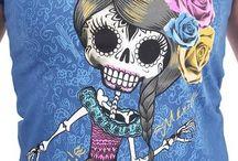 ropa mexicana