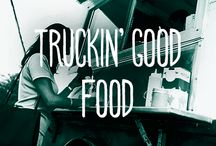 Truckin' Good Food / Nothing like a good food truck to get those taste buds going.  / by FYI TV