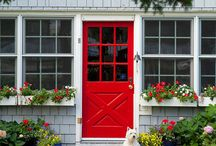 DIY / by Thomas V. Giel Garage Doors